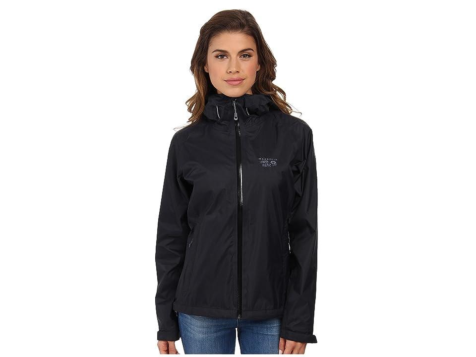 Mountain Hardwear Findertm Jacket (Black) Women