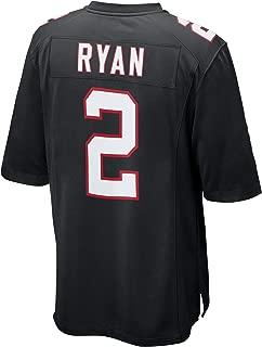 Men's/Women's_Matt_Ryan_Black_Alternate_Game_Jersey
