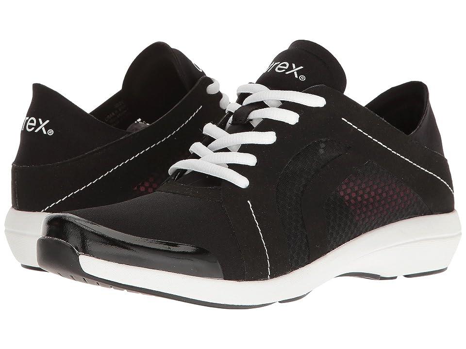 Aetrex Berries Fashion Sneakers (Black) Women