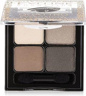 EVELINE COSMETICS Make Up Eyeshadow Quattro No 10, 7 gm