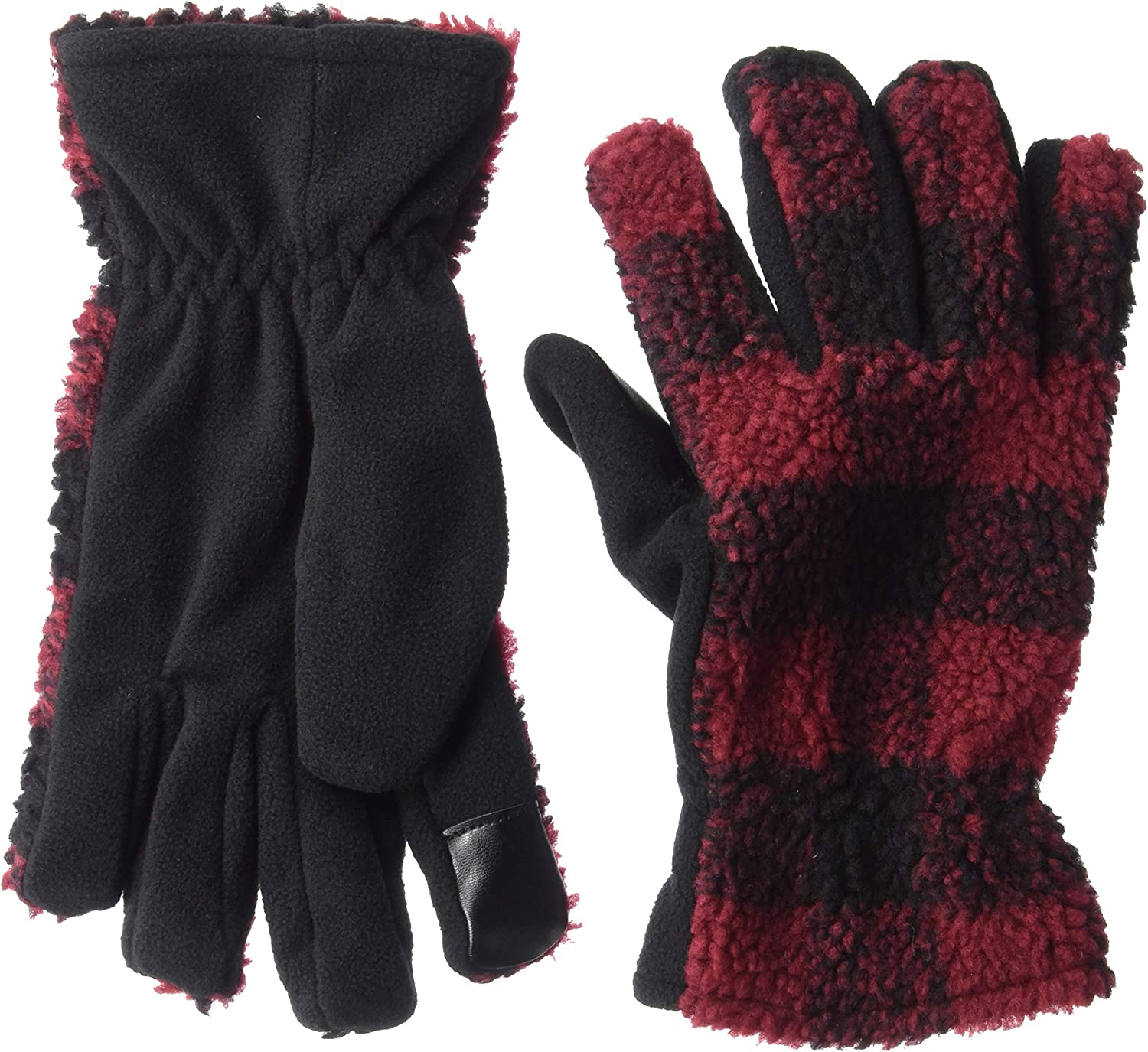 Goodthreads Men's Sherpa Gloves (with Touch)