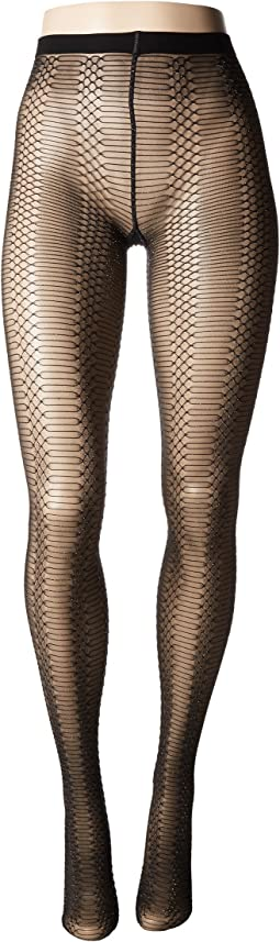 Jennifer Glitter Net Tights