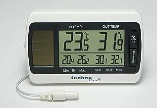 Technoline WS 7008 - Termómetro, color blanco y gris