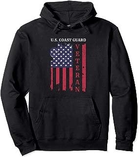 US Coast Guard Veteran Appreciation Retirement Gift Hoodie