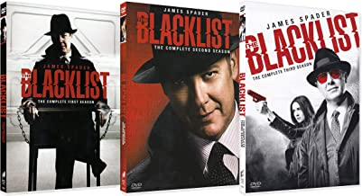 The Blacklist (The Complete Season 1-3)