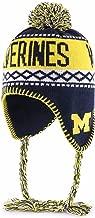 OTS NCAA Abenaki Sherpa Knit Cap with Pom, One Size