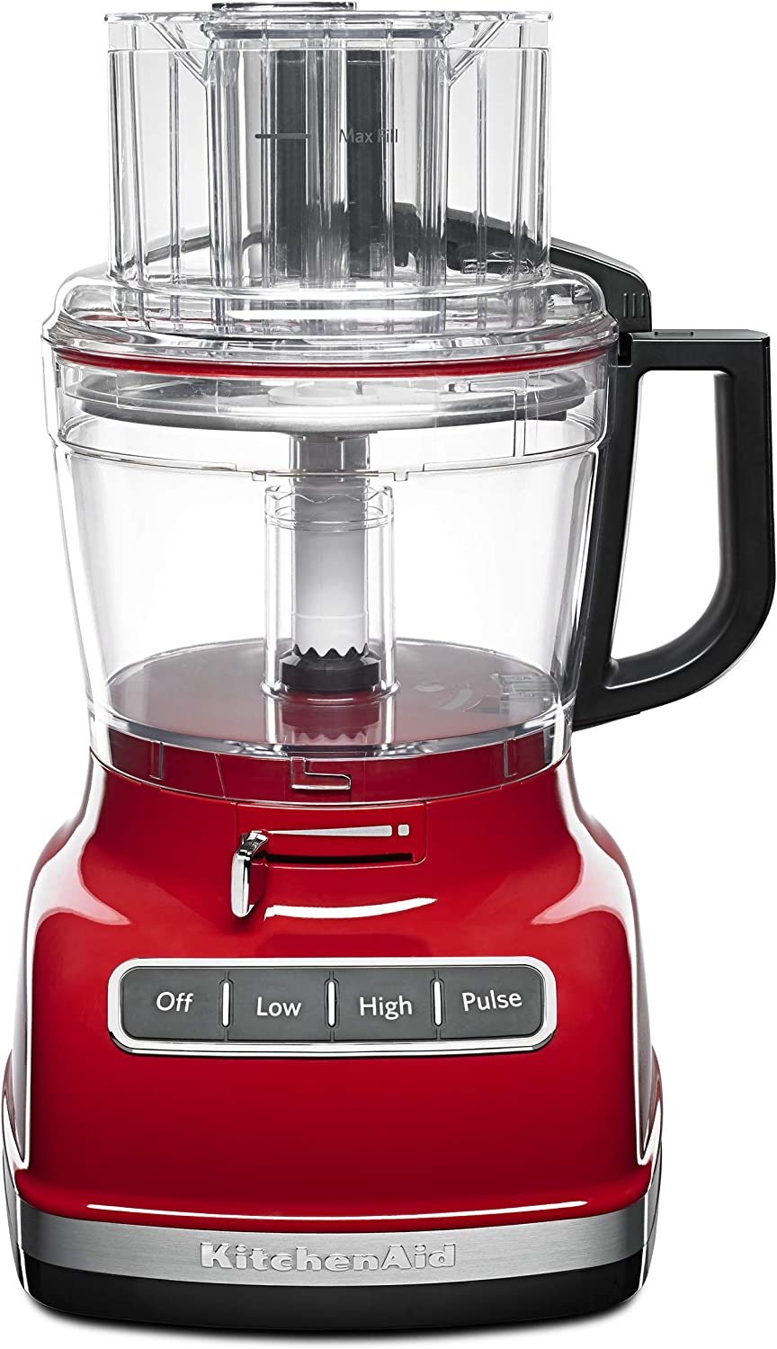 KitchenAid KFP1133ER 11-Cup online shopping Food Finally resale start Processor Syst Slice Exact with