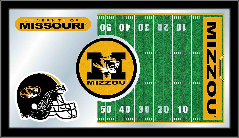 Holland Bar Stool NCAA Missouri Tigers 15 x 26-Inch Football Mirror