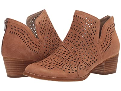 Earth Wyoming Wonder (Amber Premium Cow Suede) Women