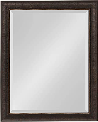 Kate and Laurel Aldridge Framed Wall Mirror, 22x28, Bronze