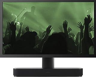 Flexson Adjustable TV Stand for Sonos Beam - Black