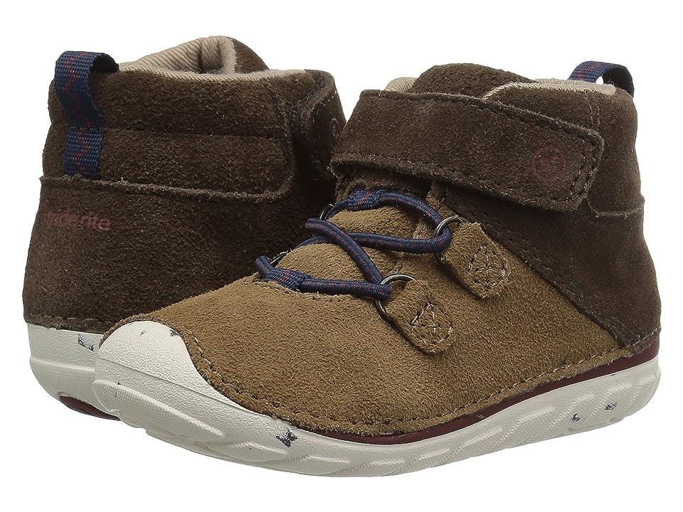 Stride Rite Soft Motion Oliver (Infant/Toddler) (Brown) Boys Shoes