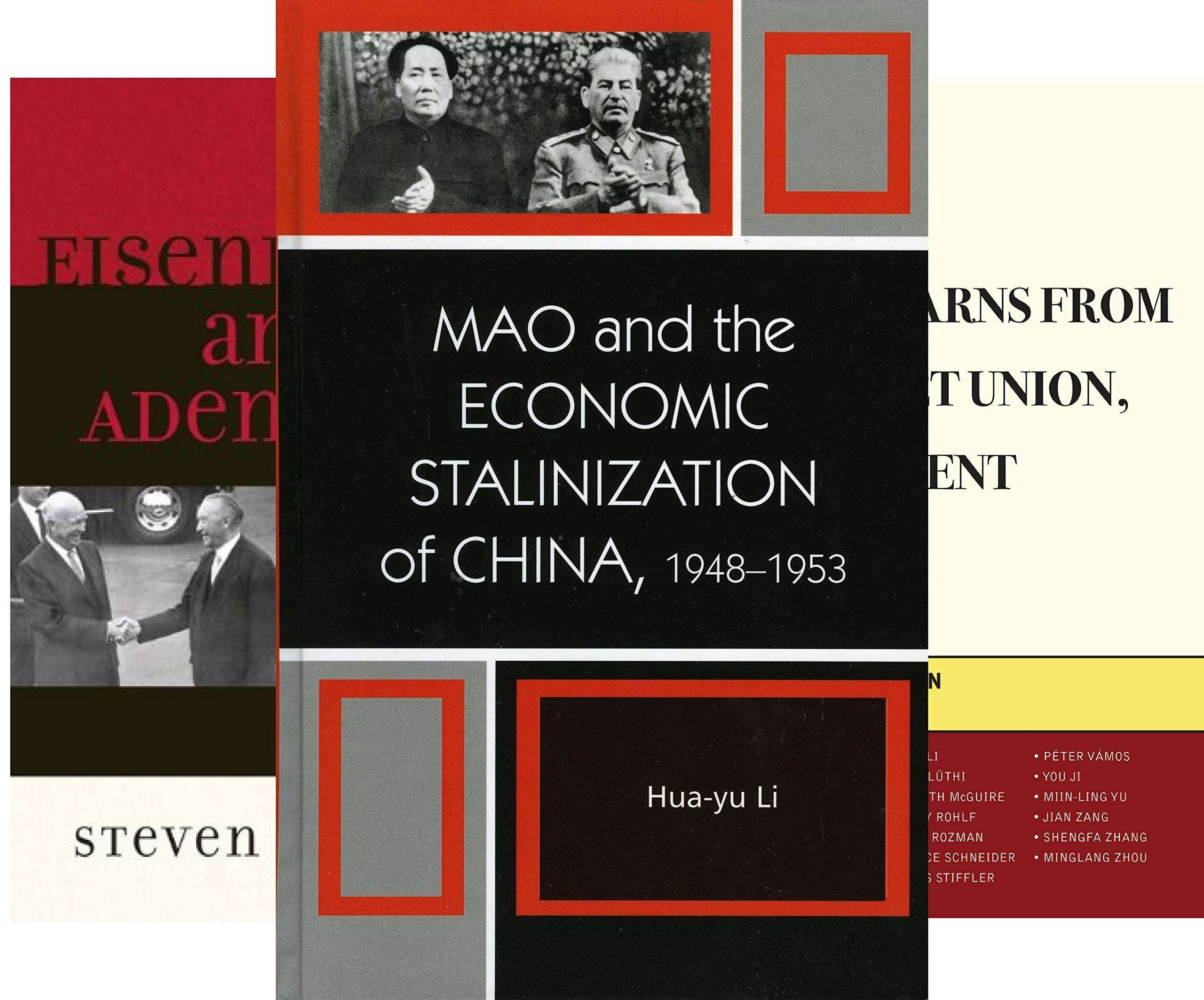 The Harvard Cold War Studies Book (19 Book Series)