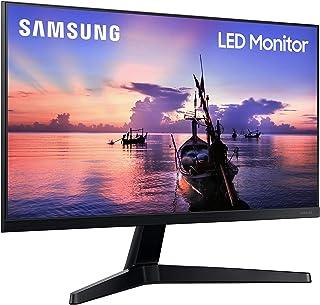 """Samsung LF24T350FHUXEN 24"""" T35 75Hz Monitor - 5ms, 1920x1080 FHD, Freesync, HDMI, VGA,Dark Grey"""