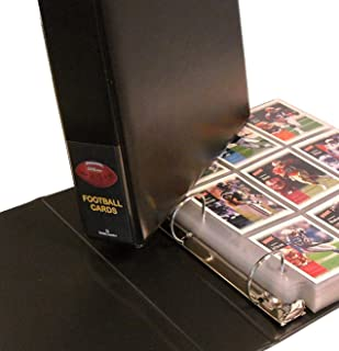 Hobbymaster Football Card Collector Album Binder - Football Design
