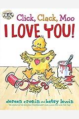 Click, Clack, Moo I Love You! (A Click Clack Book) Kindle Edition