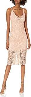 Bardot Women's Pencil Lace Dress