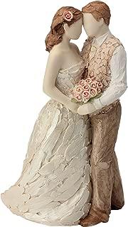 More Than Words Celebration Cake Topper Figurine by Arora Design Ltd