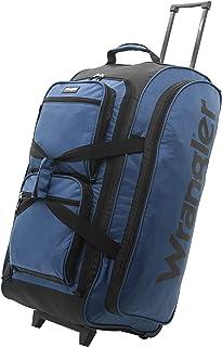 Wrangler Wesley Rolling Duffel Bag