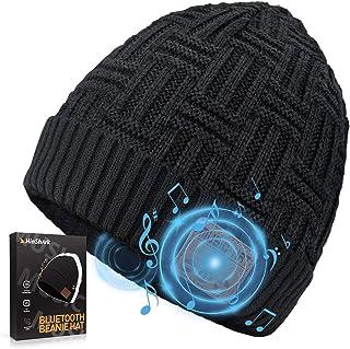 Cappello Bluetooth Regali Natale Uomo Donna, Idee Regalo Uomo Donna Natale Originali, Cappello Berretto Uomo Donna Inverna...