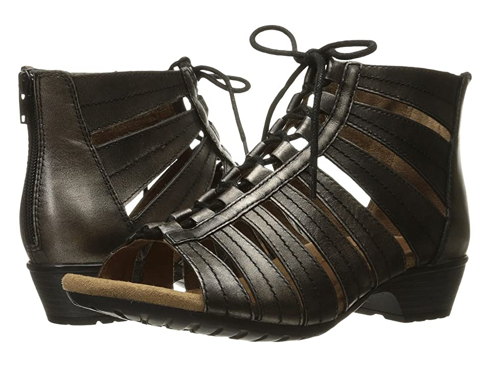 Rockport Cobb Hill Collection Cobb Hill Gabby (Pewter Leather) Women