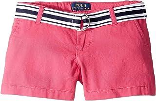 [Polo Ralph Lauren(ポロラルフローレン)] キッズショーツ?短パン Chino Shorts (Little Kids) [並行輸入品]