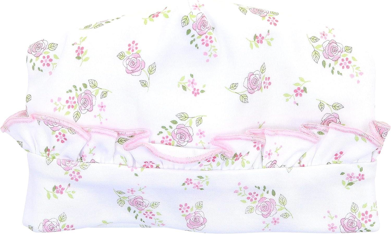 Magnolia Baby Girl Hope Rose Lowest Elegant price challenge Hat Essentials Ruffle Printed