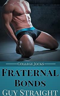 Fraternal Bonds: College Jocks (Seth and Henry Book 1)