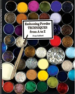 Best embossing powder techniques from a to z Reviews