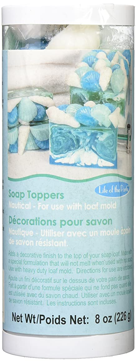 Life of the Party Soap Toppers - Nautical
