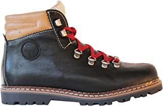 Ammann-Town 3-Black Leather-Euro 37 / US 7.0