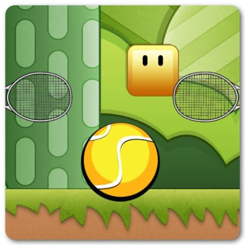 Angry Tennis Ball