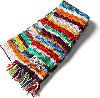 [インバーアラン] INVERALLAN Hand Knit Scarf Made in Scotland