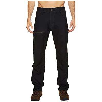 KUHL Jetstream Rain Pants (Black) Men