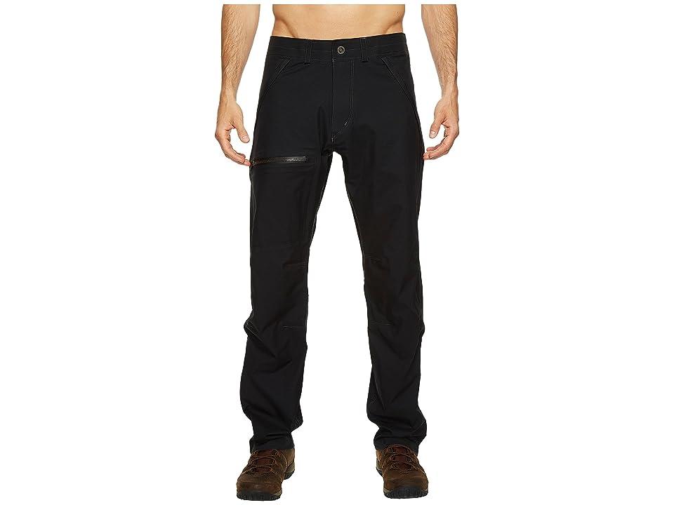 KUHL Jetstream Rain Pants (Black) Men