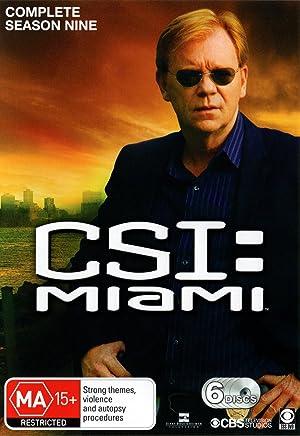 CSI Miami Season 9 (DVD)
