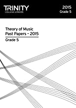 Theory Past Papers 2015 Grade 5