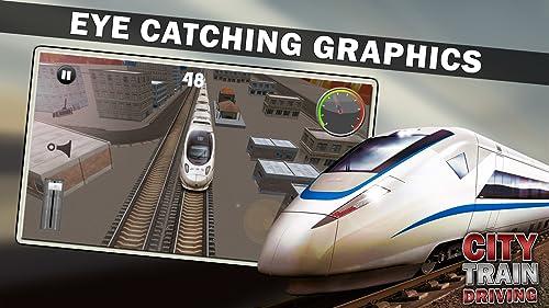 『City Train Driving Simulator』の7枚目の画像