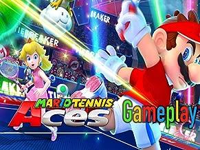 Clip: Mario Tennis Aces Gameplay