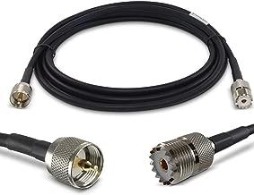 Best pl259 jumper cable Reviews