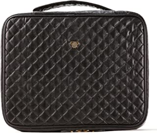PurseN Signature Collection Diva Make-up Travel Case (Timeless Quilted)