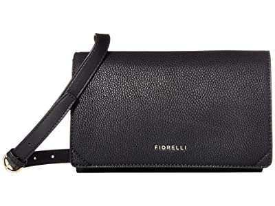 Fiorelli Amy Crossbody (Black) Handbags
