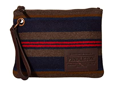 Pendleton Shelter Bay Clutch w/ Grommet (Shelter Bay) Handbags