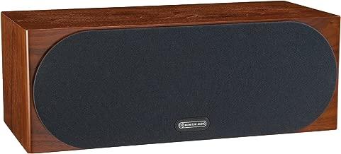 Monitor Audio Silver C150 Center Channel Speaker Black Oak (Walnut)