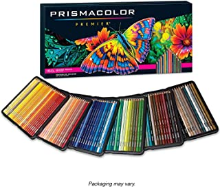 prismacolor metallic pencils set