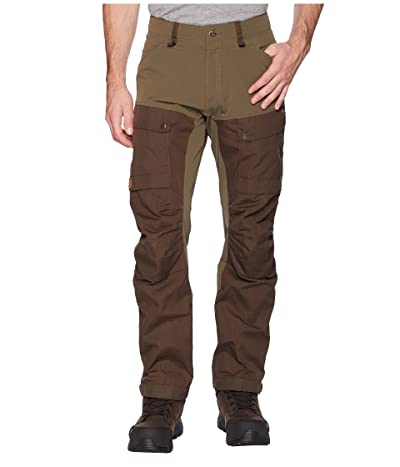Fjallraven Keb Trousers (Tarmac) Men
