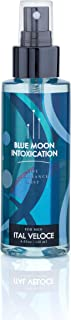 Ital Veloce Fine Fragrance Body Mist/Body Spray For Men's (Blue moon Intoxication)