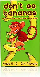 Don`t Go Bananas - A CBT Game for Kids to Work on Controlling Strong Emotions