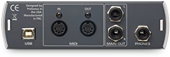 PreSonus AudioBox USB 2x2 Audio Interface - Includes Studio One