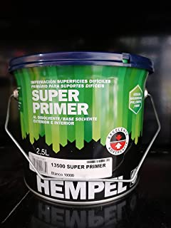 HEMPEL'S SUPER PRIMER 13500 BLANCO 2,5L